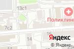 Схема проезда до компании Арбитражный управляющий Нехина А.А. в Москве