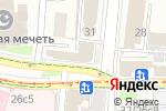 Схема проезда до компании Золотой Телец в Москве
