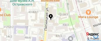 Gerit.ru на карте Москвы