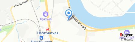 AVK-Service на карте Москвы
