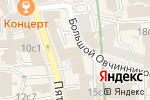 Схема проезда до компании АКМЭ-инжиниринг в Москве