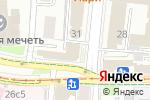 Схема проезда до компании Банк Таврический в Москве