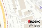 Схема проезда до компании Двери в Москве