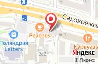 Схема проезда до компании 24 Копи Центр в Москве