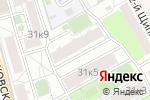 Схема проезда до компании Русский Доктор в Москве