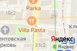 Схема проезда до компании Laser4you в Москве