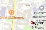 Схема проезда до компании Национальный оператор по обращению с радиоактивными отходами в Москве