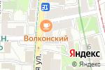 Схема проезда до компании АФСК в Москве