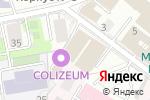 Схема проезда до компании Дизайн-студия Ирины Лаврик в Москве