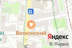 Схема проезда до компании rusmebelprice.ru в Москве