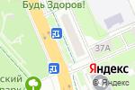 Схема проезда до компании Магазин бытовой химии в Туле