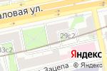 Схема проезда до компании Банк Глобэкс в Москве
