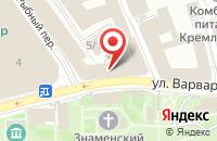 Схема проезда до компании Некоммерческое Партнерство Центр Разработки Антикоррупционных Программ в Москве