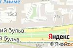 Схема проезда до компании Юмэ-Тур в Москве