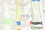 Схема проезда до компании Garage в Москве