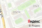Схема проезда до компании Спорт Плюс в Москве