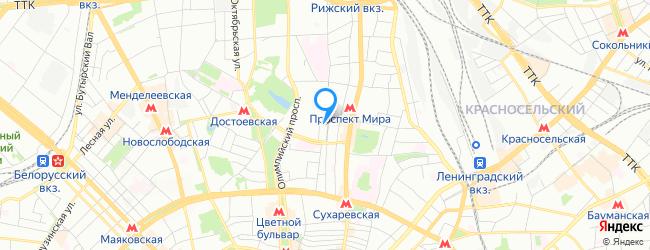 район Мещанский