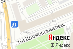 Схема проезда до компании Lightsoft в Москве