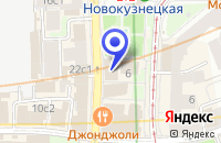 Схема проезда до компании КБ РЕСПУБЛИКАНСКИЙ КРЕДИТНЫЙ АЛЬЯНС в Москве