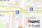 Схема проезда до компании Beaute oceane в Москве