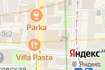 Схема проезда до компании Джаз Арт в Москве