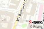 Схема проезда до компании Мир Виски & Вина в Москве