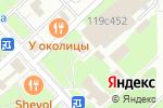 Схема проезда до компании Дамо в Москве