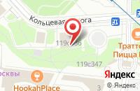 Схема проезда до компании Пр-М в Москве