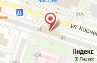 Схема проезда до компании Атлас цветов в Москве