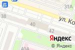 Схема проезда до компании Молочная река в Москве