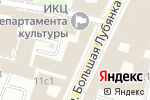 Схема проезда до компании TECHNO PRIDE ИНТЕРНЕТ-МАГАЗИН БЫТОВОЙ ТЕХНИКИ в Москве
