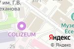 Схема проезда до компании Трубопроводный транспорт нефти в Москве