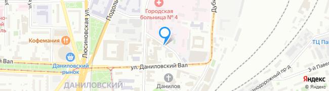 Даниловский переулок