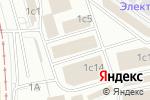 Схема проезда до компании Карниз в Москве