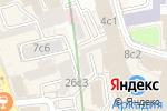 Схема проезда до компании Яхонтовый лес в Москве