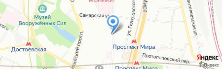 Кама-Химснаб на карте Москвы