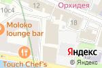 Схема проезда до компании РУСТЭК-МАГИСТРАЛЬ в Москве
