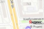 Схема проезда до компании АБТ в Москве