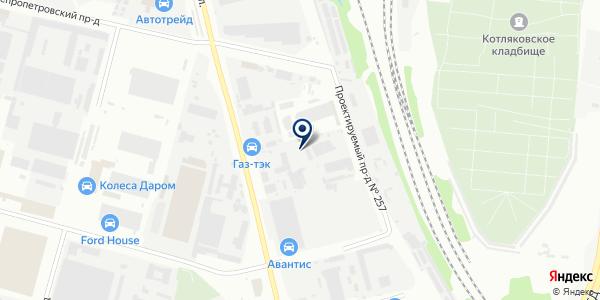 PRO-KITCHEN на карте Москве