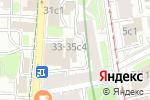 Схема проезда до компании Емас в Москве