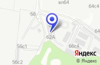 Схема проезда до компании БУРОВАЯ КОМПАНИЯ ГЕОС-2 в Москве