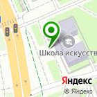 Местоположение компании Зареченская детская школа искусств