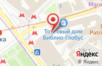 Схема проезда до компании Эйчтиай.Эсю в Москве