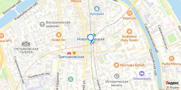Головной офис банка КБ Юнистрим, ОКВКУ 287