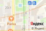 Схема проезда до компании GlowSubs Sandwiches в Москве