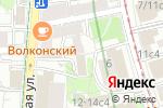 Схема проезда до компании RIDESTORE24 в Москве