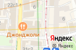 Схема проезда до компании Козловица в Москве