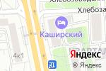 Схема проезда до компании Окфит в Москве