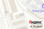 Схема проезда до компании Магазин лакокрасочных материалов в Москве