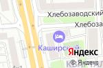Схема проезда до компании БУКЕТЫРОЗ.РФ в Москве